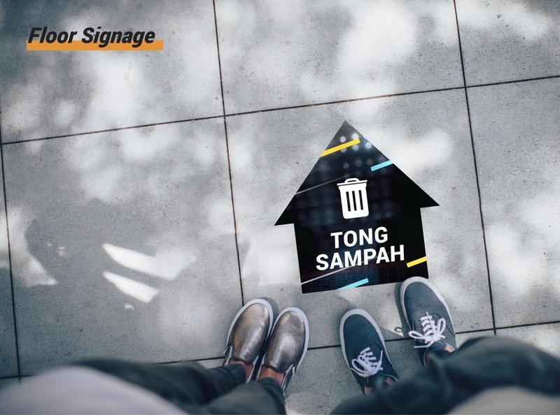 Sabah Games (SAGA) IX Keningau 2019 sports design sports game wayfinding floor signage brand identity logodesign logo visual identity identity design art direction branding brand brand design design