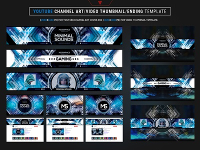 Youtube Banner designs, themes, templates and downloadable