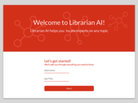 Librarian AI - Sign Up