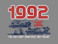 1992 Indy 500