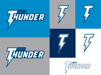 Thunder Beep Ball Logo