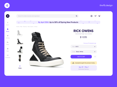 Marketplace UIKIT minimal ux uiux ui interface clean ui minimalism snakes shopping shop marketplace market clean uikit ui8 kit 18design