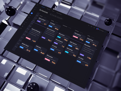 ATOM V.2 (UIKIT) Tools for Sketch & Figma colors minimalist colorful minimal usability product design ux interface dark ui schedule sheller dashboard ui dashboard uikit uidesign clean ui clean ui minimalism 18design