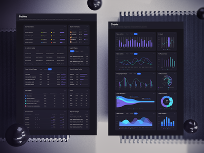 ATOM V.2 Tools for Sketch & Figma minimal minimalism ui traiding charts crypto analytics saas crm usability ux components dashboard uikit ui kit uidesign clean ui clean ui minimalism 18design
