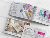 Catalog Re-design for Pure Romance