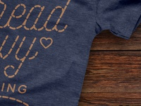 Tread Envy Quilting Tshirt