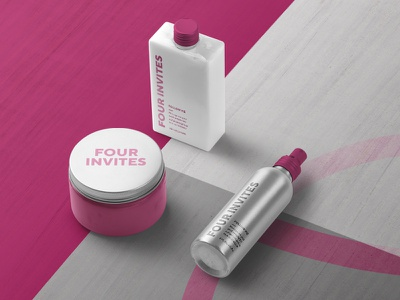 Four Invites Available (ONLY 2 LEFT) package design packaging design shot dribbble invite