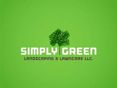 Simply Green Landscaping - Logo WIP