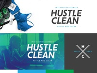 Hustle Clean - WIP Option 2