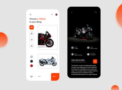 Mobile app clean design mobile app design mobile design mobile ui clean creative mobile app design mobile landing ux uidesign ui minimal interface