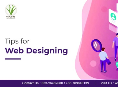 Tips for Web Designing website designing