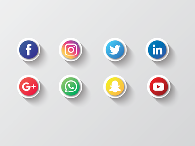 Daily UI Challenge: Social Media Share Button (Day 10) illustration art ux socialmedia social button design ui dailyui uidesign dailyuichallenge daily 100 challenge