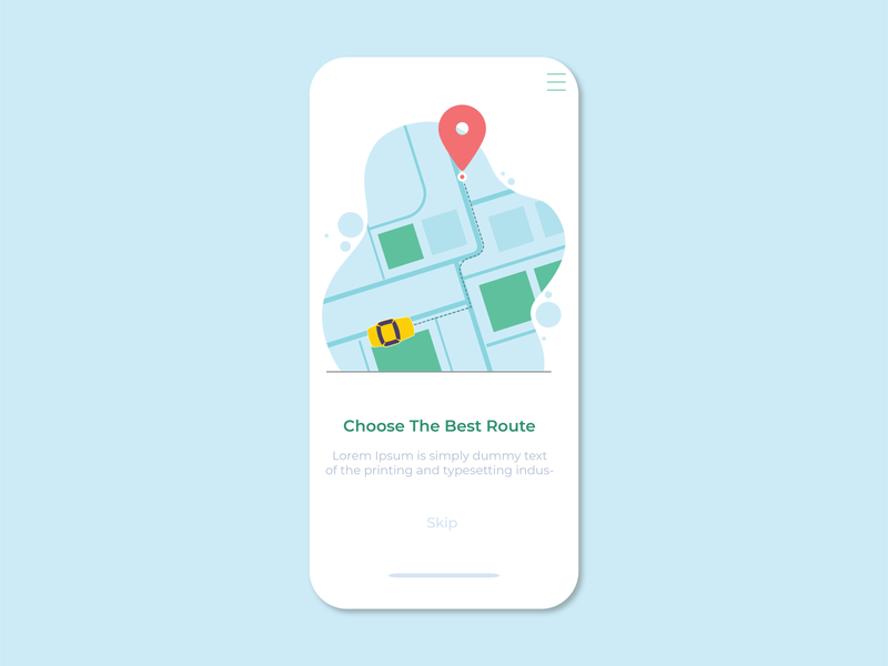 Daily UI Challenge: Map (Day 29) app web ux ui ui  ux design dailyui uidesign dailyuichallenge daily 100 challenge