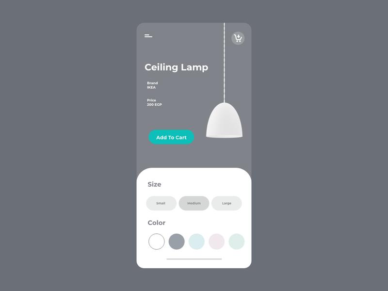 Daily UI Challenge: Customize Product (Day 33) website design illustration ui  ux ui ux dailyui uidesign dailyuichallenge daily 100 challenge