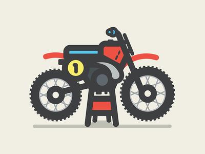 80's Moto
