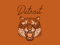 Detroit Three-eyed Tiger