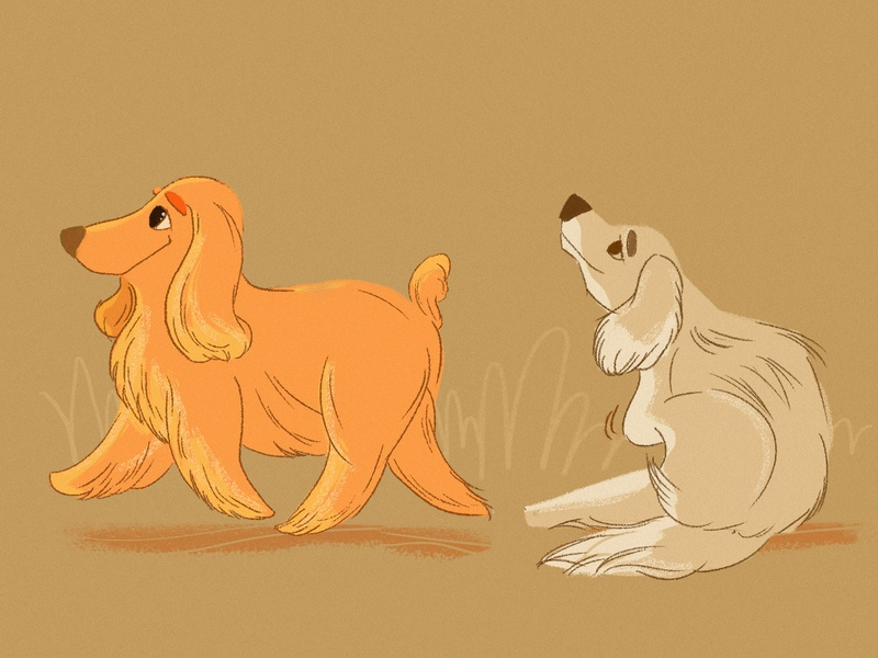 Doggies character art concept character concept character illustration character design flat studies dog character illustration