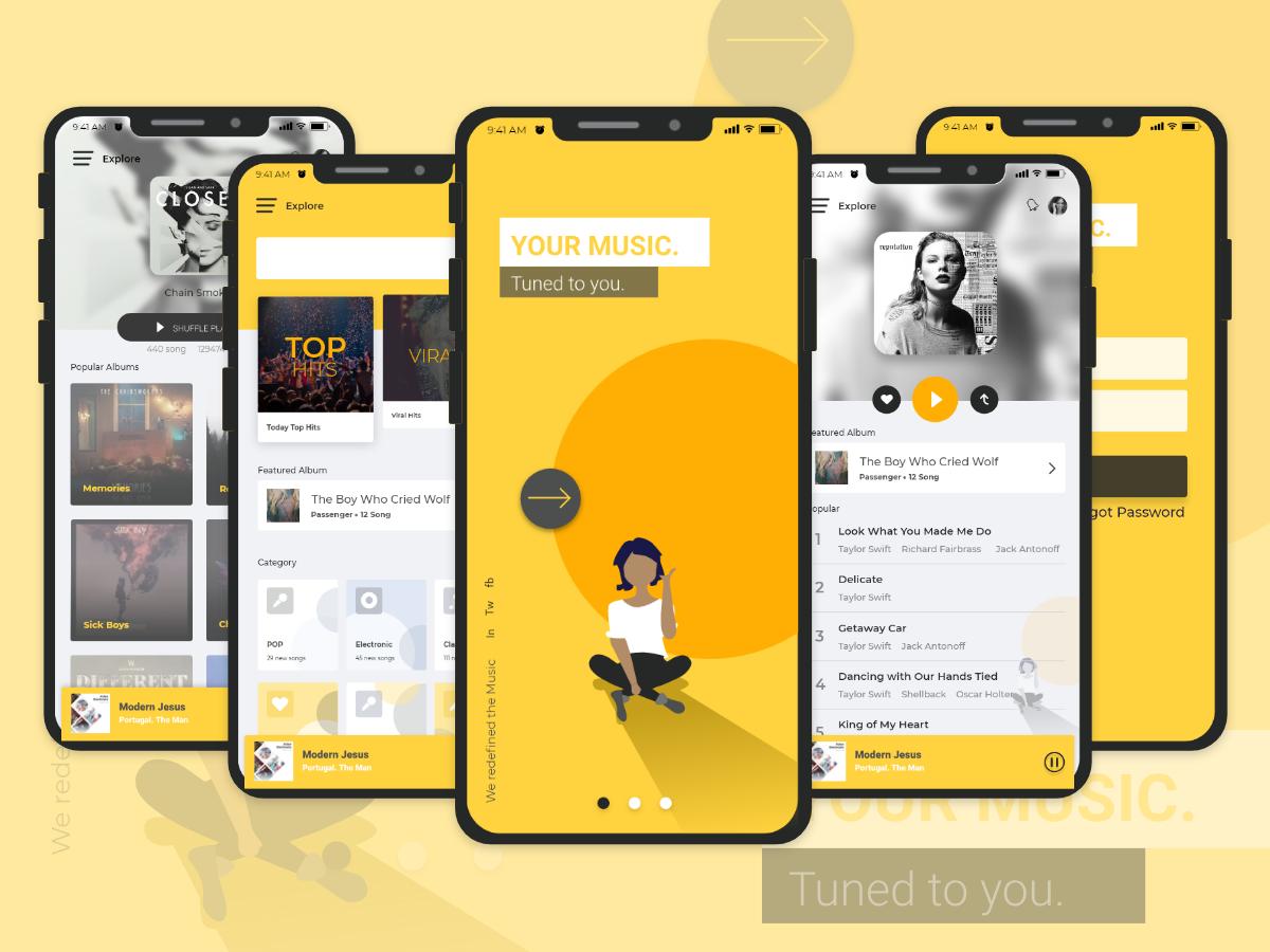 App of Music