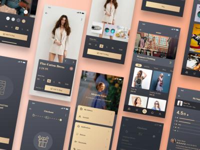 Aureate Fashion App