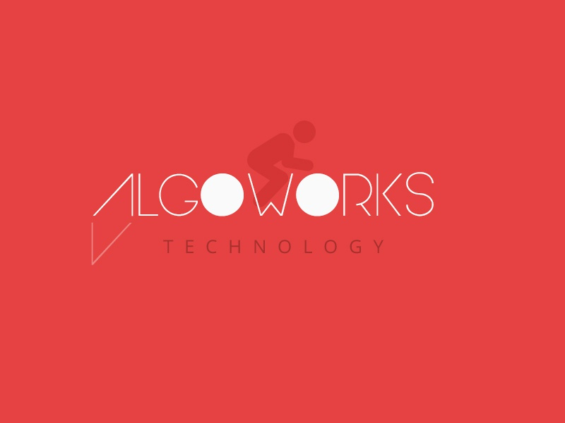 Algoworks psd meaning creative identity design ux ui logo