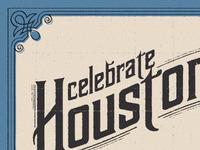 Celebrate Houston