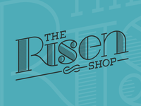 Therisenshop logo