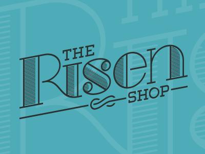 Therisenshop logo shot