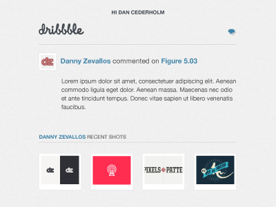 Dribbble Email? dribbble email
