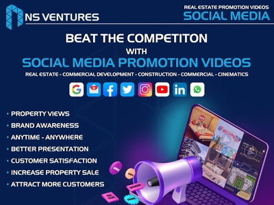 Beat the Competition with Social Media Promotional Videos !! promotional videos social promotion video promo social media promo videos social media video