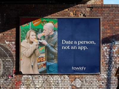 Tawkify - Social Ads dating dating app advertisement conversion online ads social ads ads company branding