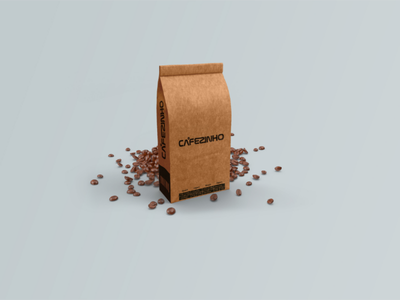 Mockup 3 coffee packaging coffee branding mockup brand logo coffee