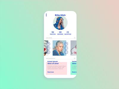 Daily UI 006 app web design dailyui