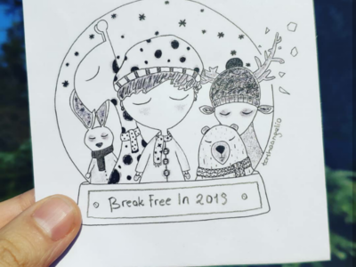 Break Free In 2019