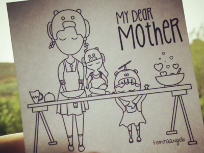 My Dear Mother