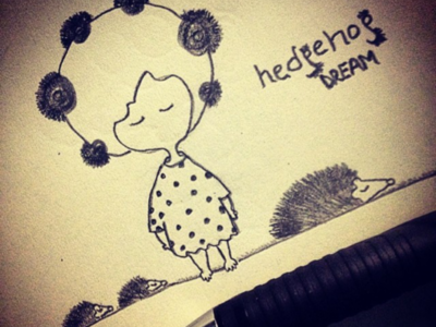 Hedgehog Dream