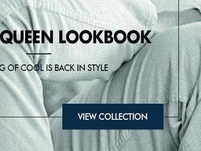 men's clothes webshop ecommerce eshop responsive typography branding webdesign