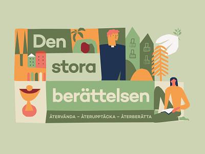 Mission i Sverige illustration