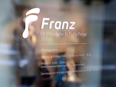Franz – Orthopädie & Fußpflege