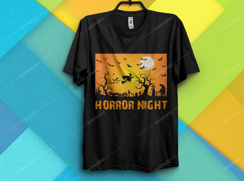 HORROR NIGHT T-SHIRT DESIGN merchbyamazon halloween t shirt amazon halloween t shirt design halloween tshirt ideas halloween carnival halloween bash halloween design halloween flyer halloween party halloween illustration merchandise amazon t shirts design amazon t shirts t-shirt illustration design t-shirts t-shirt design t-shirt graphic design