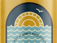 Unused Beer Label