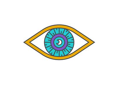 Moon in yer eyes