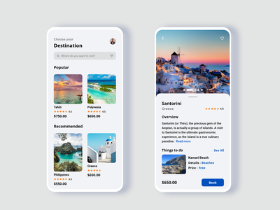 Travel app design tourist nepal greece tour travelling travel app travel ui design ux ui app design app adobexd