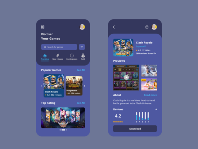 Game Store App playstation playstore game show game ui store gamming game app game store app store ux ui app design app adobexd
