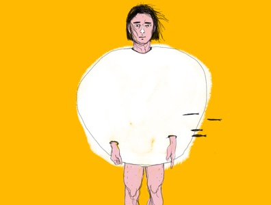 ball illustration photoshop comics