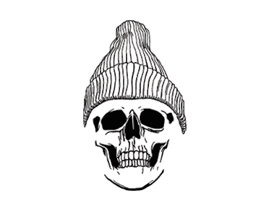 Skull drawing black and white photoshop drawing photoshop illustration skull illustration beanie toque skull illustration skull drawing digital drawing