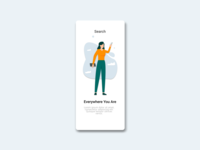 Cab booking Onboarding Illustration taxi cabbooking onboarding screen onboarding onboarding ui ui vector girl character character figmadesign design icon vector illustration vector illustration
