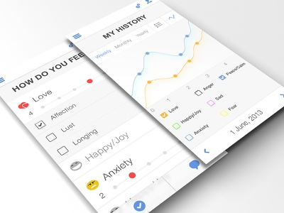 WIP app app ios light wip graph flat