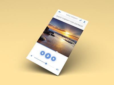 Player (WIP) app ios light wip player flat