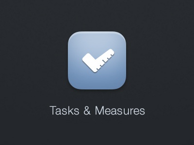 iOS Icon ios icon checkmark