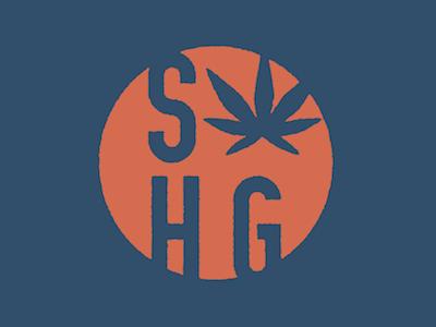 Southwest Healing Group nonprofit cannabis branding logo